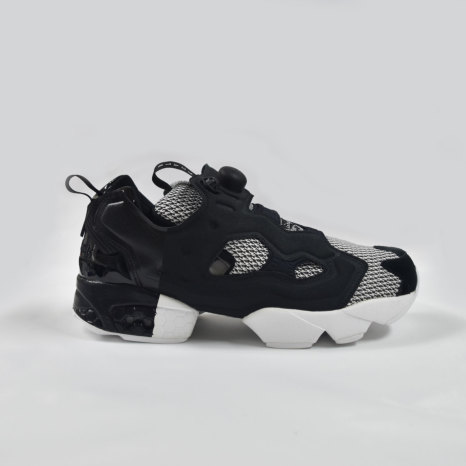 S-Rush(エスラッシュ)[Reebok(リーボック)]INSTAPUMP FURY OG BLK SCL 黒