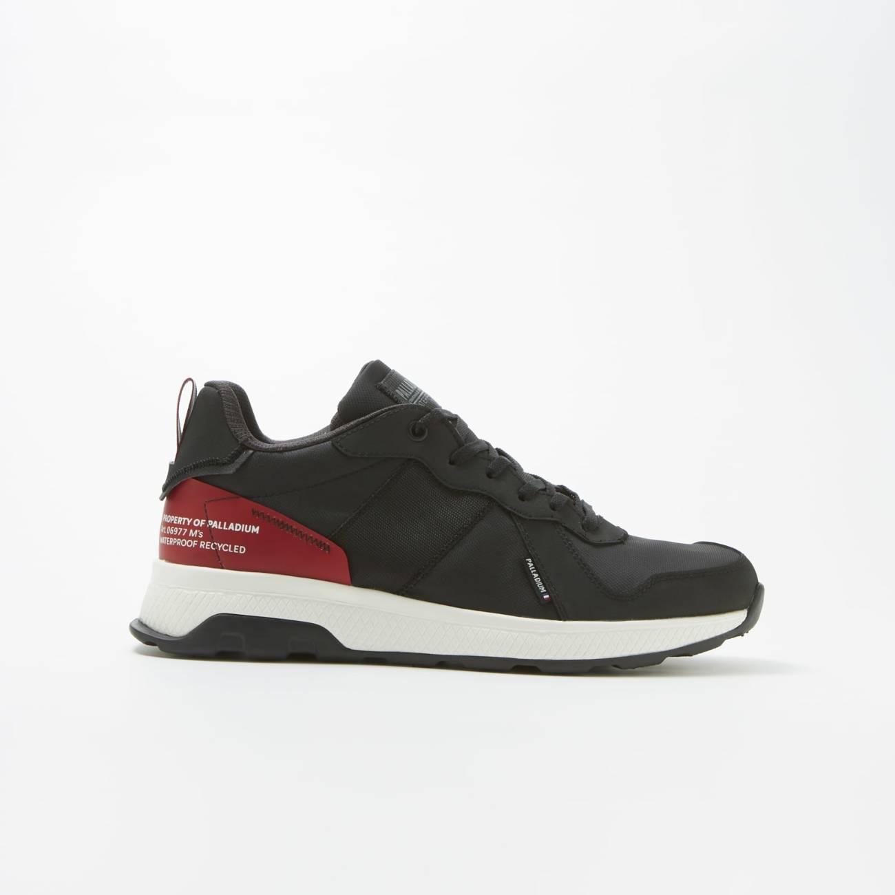 S-Rush(エスラッシュ)[PALLADIUM(パラディウム)]AXEON WP+RCY 黒/白/赤
