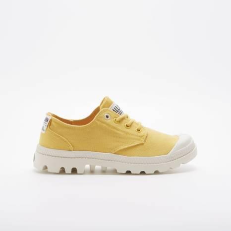 S-Rush(エスラッシュ) [PALLADIUM(パラディウム)] PAMPA OX ORGANIC 黄色