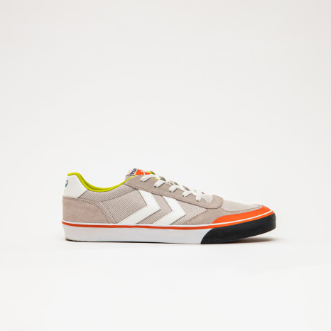 hummel-LIFESTYLESTADIL LOW BALISTIC 3.0 BONE WHITE