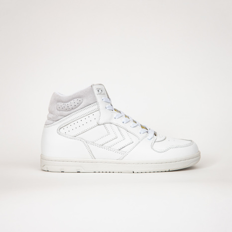 hummel-LIFESTYLEPOWERPLAY MID HIVE WHITE