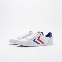 hummel  STADIL CANVAS LOW 白