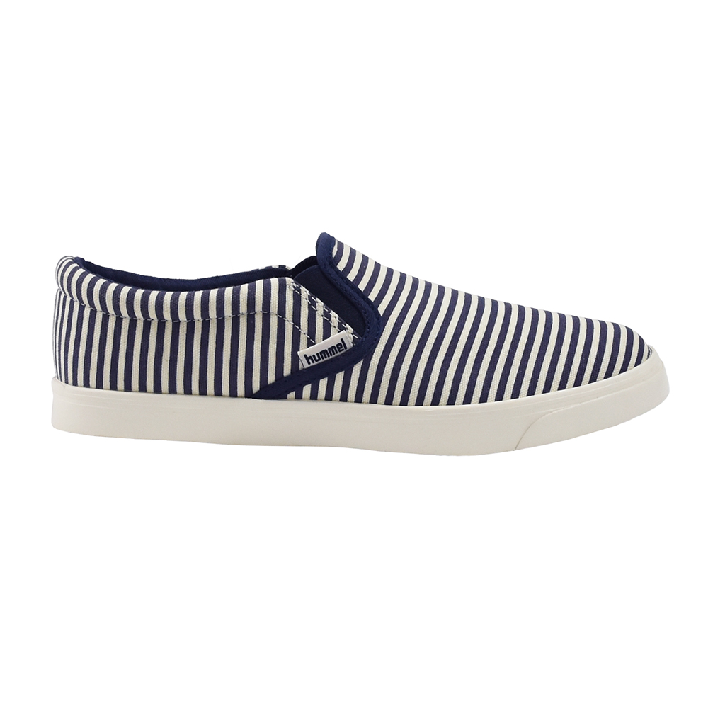 LIFESTYLE SLIP-ON STRIPES JR PEACOAT