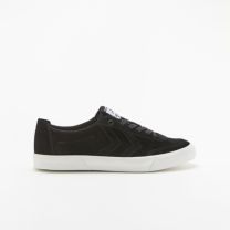 STOCKHOLM SUEDE LOW 黒