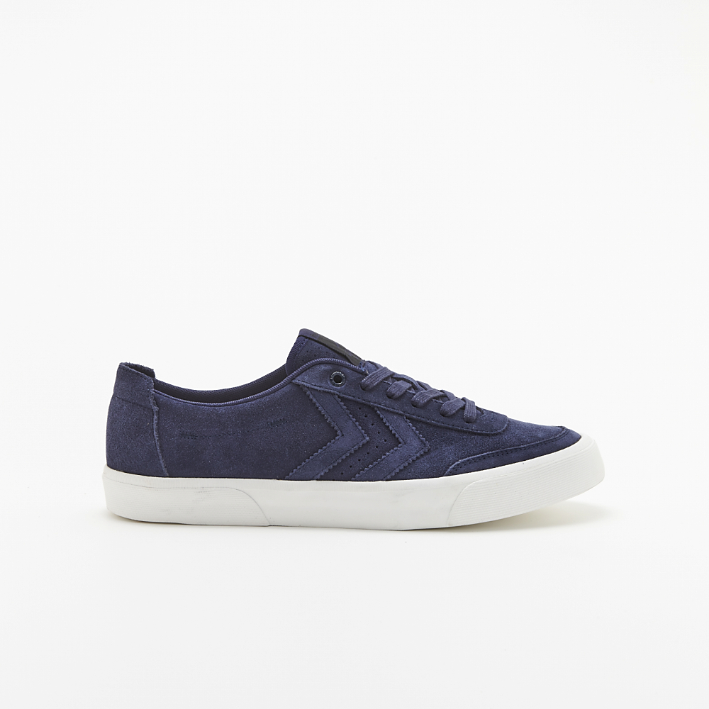 STOCKHOLM SUEDE LOW 紺