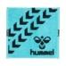 hummel-SPORTSハンドタオル 青×黒