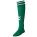 hummel-SPORTSゲームストッキング 緑×白