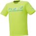 hummel-SPORTS21SSプラクティスTシャツ 黄色