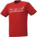 hummel-SPORTS21SSプラクティスTシャツ 赤