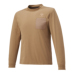 hummel-SPORTShummel PLAY ロングスリーブTシャツ 肌色