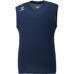 hummel-SPORTS21SSつめたインナーシャツ plus 紺色