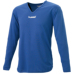 hummel-SPORTSL/Sインナーシャツ 青