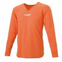 hummel-SPORTSL/Sインナーシャツ オレンジ