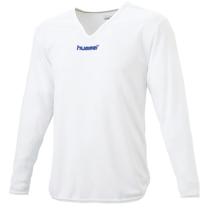 hummel-SPORTSL/Sインナーシャツ 白