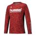 hummel-SPORTSL/Sプラクティスシャツ 赤
