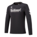 hummel-SPORTSL/Sプラクティスシャツ 黒