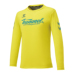 hummel-SPORTSL/Sプラクティスシャツ 黄色