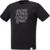hummel-SPORTS21SSピポットスリーブバスケットTシャツ 黒