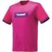 hummel-SPORTS21SSバスケットTシャツ 赤