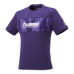 hummel-SPORTSピボットスリーブTシャツ 紫