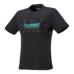 hummel-SPORTSピボットスリーブTシャツ 黒