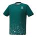 hummel-SPORTSピボットスリーブTシャツ 緑