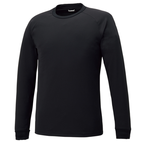 バスケットワンポイントロングTシャツ