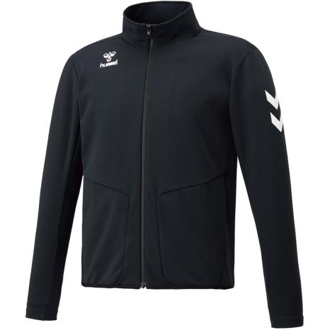 hummel-SPORTS21SSトレーニングジャケット 黒