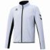 hummel-SPORTS21SSトレーニングジャケット 白