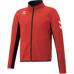 hummel-SPORTS21SSトレーニングジャケット 赤