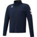 hummel-SPORTS21SSトレーニングジャケット 紺色