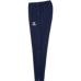 hummel-SPORTS21SSトレーニングフルオープンパンツ 紺色