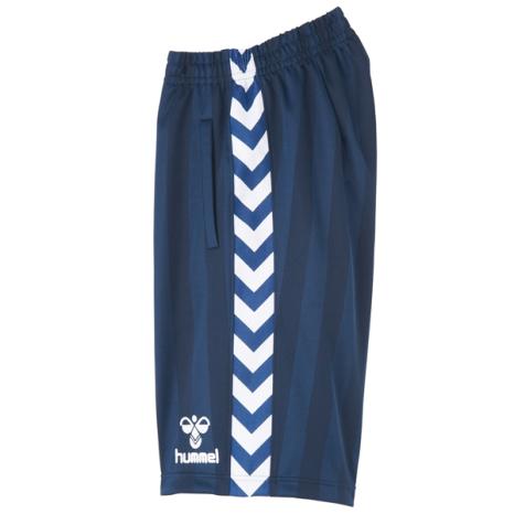 hummel-SPORTSハーフパンツ 紺色