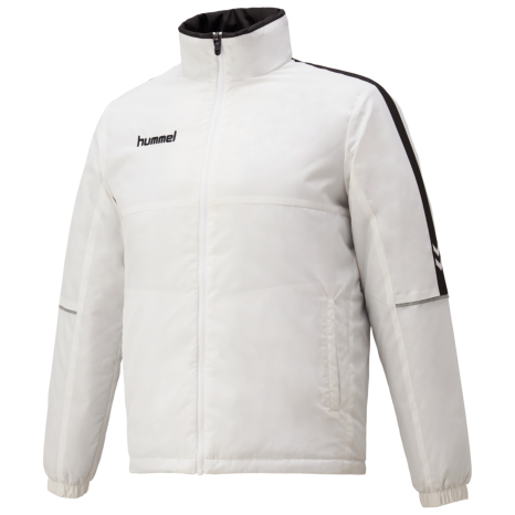 hummel-SPORTS20AWトライアルエアージャケット ホワイト