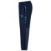 hummel21SSウーヴントレーニングパンツ 紺色