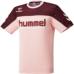 hummel-SPORTS21SSドライTシャツ 桃色