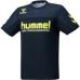hummel-SPORTS21SSドライTシャツ 紺色