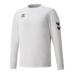 hummel-SPORTSBASIC L/STシャツ 白