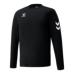 hummel-SPORTSBASIC L/STシャツ 黒