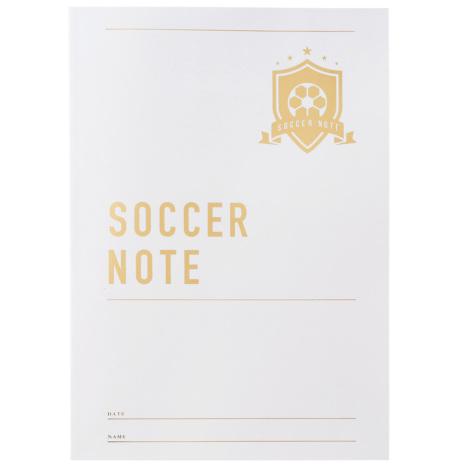 サッカーノート グレードアップ版