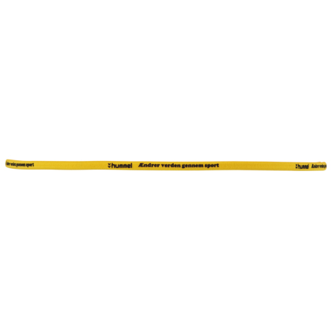 hummel-SPORTSヘアゴム 黄色×黒