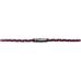 hummel-SPORTS21SS三つ編みヘアゴム 黒