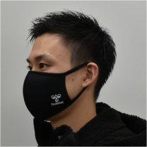 hummel-SPORTS保温ヒュンメルマスク ブラック