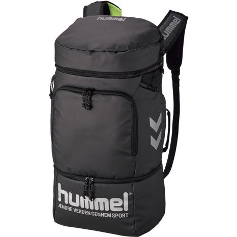 hummel-SPORTS21SSATHLETE MEGA TANKPACK 黒