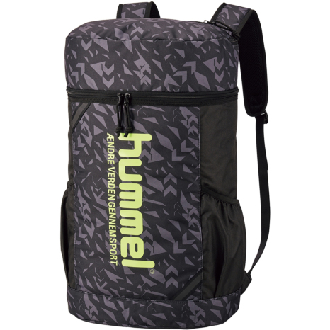 hummel-SPORTS21SSFRIDGE TANKPACK 黒