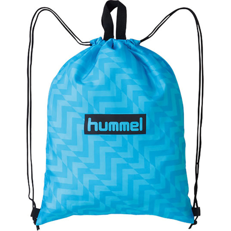 hummel-SPORTS21SSジムサック 青