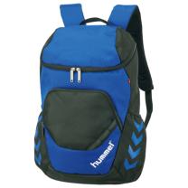 hummel-SPORTSジュニアチームバックパック 黒×青