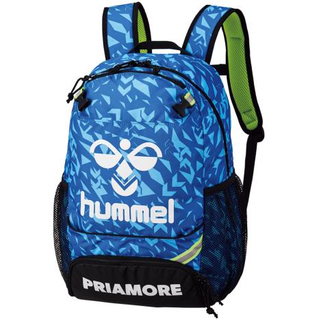 hummel-SPORTS21SSプリアモーレバックパック 青