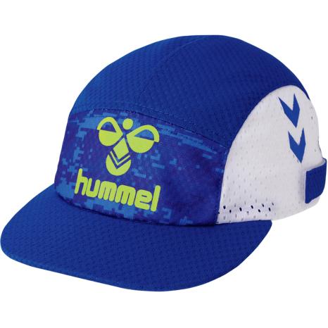 hummel-SPORTS21SSPRIAMOREフットボールキャップ 青