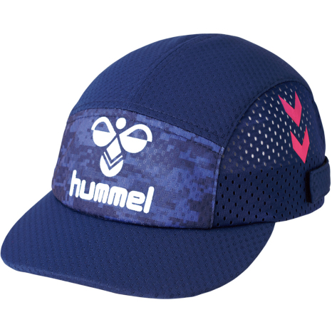 hummel-SPORTS21SSPRIAMOREフットボールキャップ 紺色